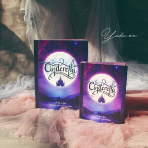 Cinderella – Drop Top Guest book
