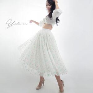 Alani Skirt- Custom made tutu skirt