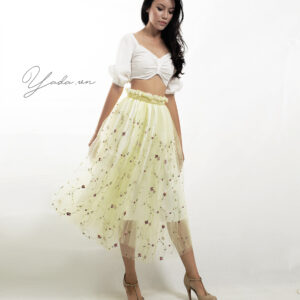 Daisy Skirt- Custom made tutu skirt