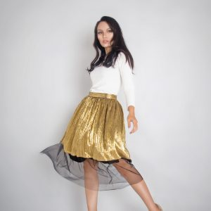 Michel Skirt – Custom made tutu skirt