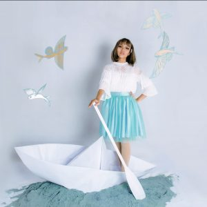 Seafoam Skirt – Custom made tutu skirt