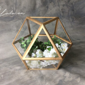 Geometric Candle holder – 01