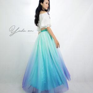 Serenity Skirt – Custom made tutu skirt