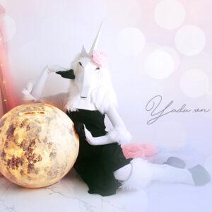 The moon Card Box