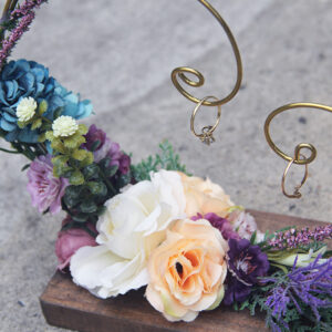 Garden Party Ring hanger