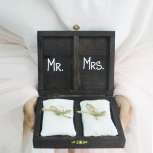 Mr-Mrs Wood Box