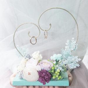 Harmony Ring hanger