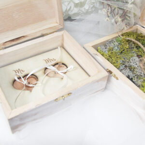 Happily Ever After wood box