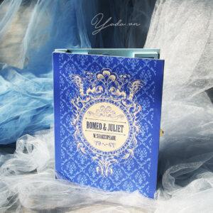 Romeo & Juliet – Drop Top Guest book