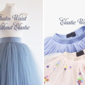Tutu Skirt – A Collection – Code 09