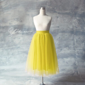 Tutu Skirt – A Collection – Code 03