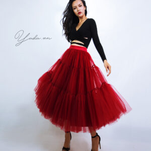 Bloody Mary Skirt- Custom made tutu skirt