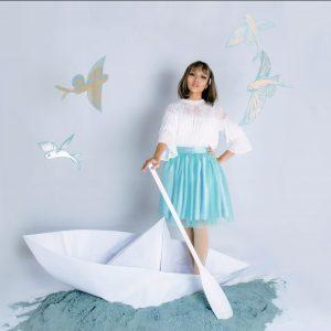 Seafoam Skirt – Custom made tutu skirt