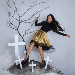 Michel Skirt – Custom made tutu skirt